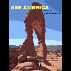 Arches National Park by Zachary Bolick  #SeeAmerica