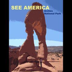 Arches National Park by Zachary Bolick  #SeeAmerica