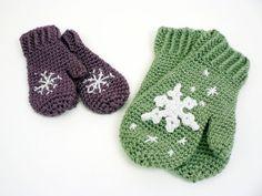 236 x 177 jpeg 8kB, Snowflake mittens crochet pattern more crochet ...