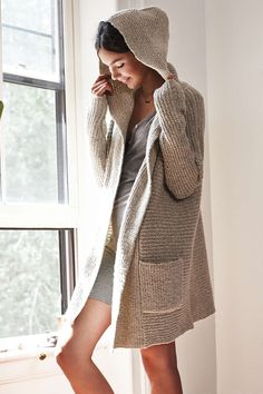 Weekend cardigan sweater | Urban Outfitters