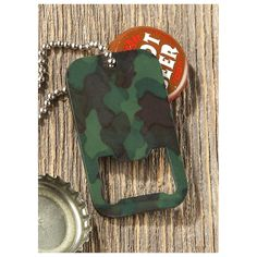 3 pk. of Mil-Tec® Bottle Opener/Dog Tags. Great gift for the Groomsmen. gift, dog tags, openerdog tag, bottle openers, bottl openerdog