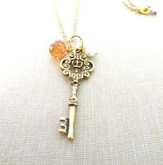 skeleton key/orange