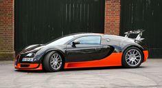 Bugatti super sports