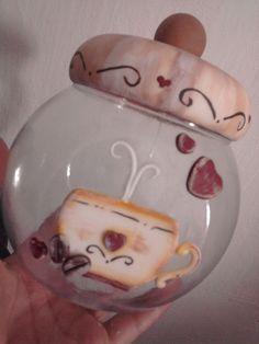 Potinho de café!