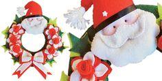 Como fazer uma guirlanda de Natal - Decoração do seu jeito - Casa - MdeMulher - Ed. Abril