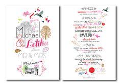 #wedding #invitation #ideas