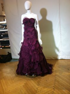 1 of 21 Marchesa dresses that were in an exclusive exhibit at our 5th Ave store #SephoraMarchesa #FNO