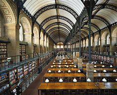 libraries, temples, paris, biblioteca saintegenevièv, read room, bibliothèqu saintegenevièv, ahmet ertug, book, place