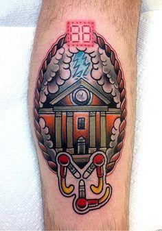 back tattoo the future @perjtattoo