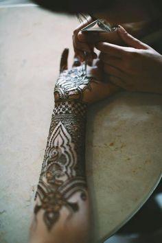 indiaincredible:  Henna Art