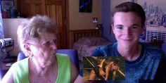 I LOVE Kevin and his grandma!