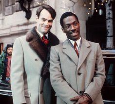1983 Trading Places Dan Aykroyd & Eddie Murphy