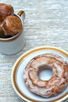 Gluten-Free Old Fashioned Doughnuts