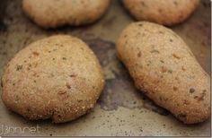 Low-Carb Grain-Free Gluten-Free Bread Rolls