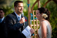 Lighthearted wedding readings. From Offbeat Bride Reposted by: http://officiant.revolutionwed.com
