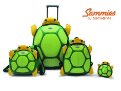 Nueva colección Turtle by Samsonite de maletas para niños