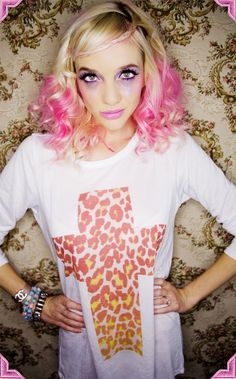 audrey kitching leopard cross sweater
