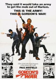 Gordon's War (1974) Blaxploitation