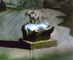 Paranoia by Salvador Dali 1935