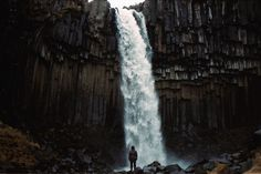 beloved/waterfall  by Lighthouse Keeperess, via Flickr