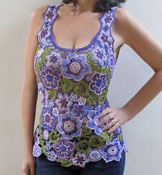 laigeex Flickr - her freeform crochet