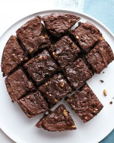 Slow-Cooker Classics // Slow-Cooker Triple Chocolate Brownies Recipe
