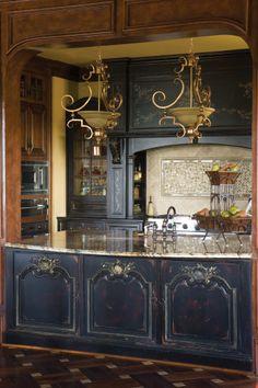 Habersham Cabinetry- beautiful detail