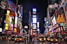 new york times square, one of my all time favorite trips!
