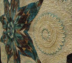 Joseph's Coat, detail, by June Griepp