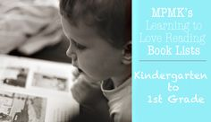 """Learning to Love Reading"" Book Lists"