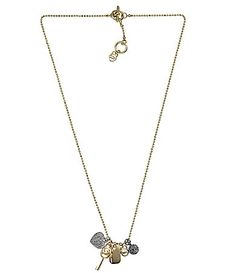 Michael Kors Icon Charm Necklace