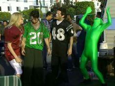 <3 Green man <3