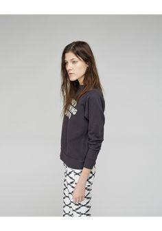 Isabel Marant Étoile Halen Vintage Tokyo Sweatshirt | La Garçonne