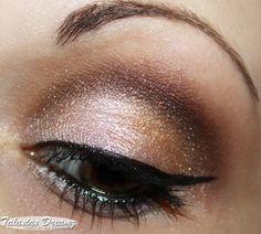 Catrice Intensif'Eye Shadow 080 Please Gold The Line – 100 Glamourose | Talasias Dreamz