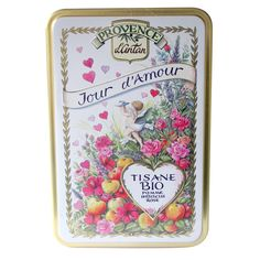 French herb tea