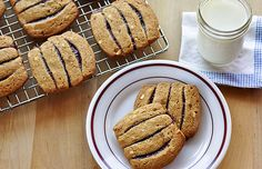 Peanut butter & jelly cookies: The great thing about icebox cookies ...