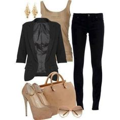 fashion, style, date outfits, black gold, date nights