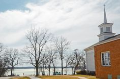 """Stacey DeRoche submitted this photo taken on March 7, 2012. She wrote: """"It is a quaint little church that sits upon a hill overlooking Walled Lake. I always think it is such a beautiful drive when I drive down this road."""""""