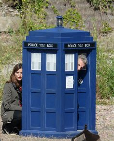 Doctor Who, Barry Island and the incredible shrinking TARDIS- Wales Online