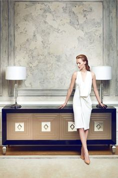 trump home teams up with dorya for a luxe furniture collection