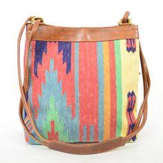 vintage kilim bag pastel, fashion, aztec purse, accessori, cute side bags, vintag kilim, print bag, kilim bag, shoe