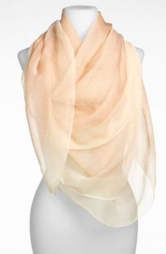 Loving this gorgeous scarf by Tory Burch!