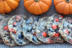 Recipe File: Halloween Compost Cookie