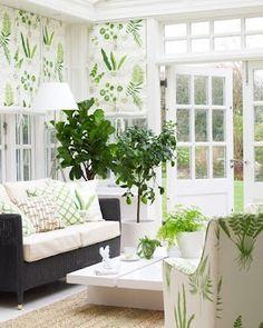 Botanical Fabric