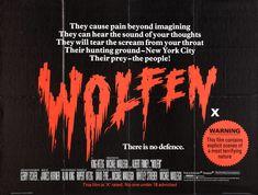 Wolfen poster 1981