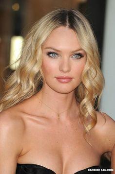 Макияж к персиковому платью блондинке фото