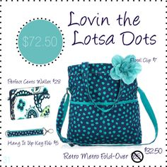 """Lovin the Lotsa Dots"" by casey-pintaric-chan on Polyvore"