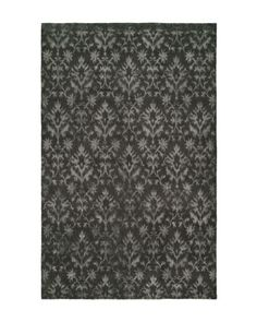 Dark Forest Rug at Horchow.