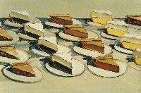 Wayne Thiebaud, 'Pies, Pies, Pies' 1961