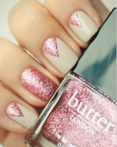 love the nail idea but no pink :P
